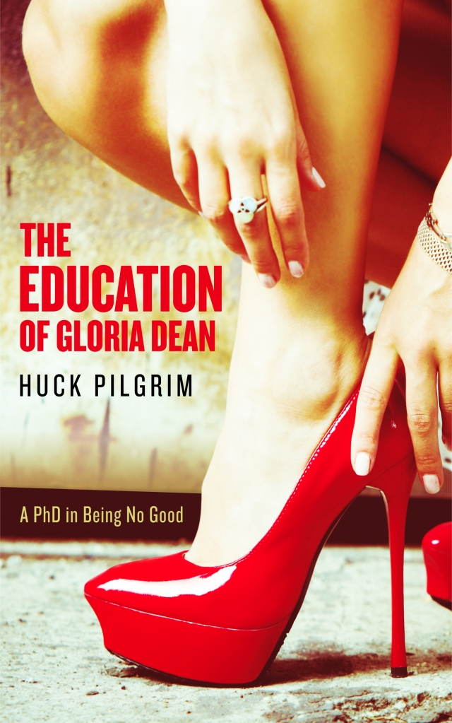 Cover for The Education of Gloria Dean
